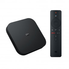 Mi TV Box S with Google Assistant and built-in Chromecast - Global Version