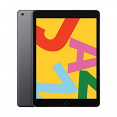 Apple iPad 10.2 Inch MW6W2LL/A (Late 2019) 7th Gen with Wi-Fi and Cellular, 32GB, Space Gray