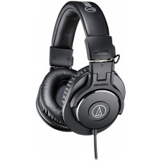 Audio-Technica ATH-M30x Professional Studio Monitor Headphone