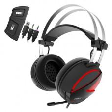 Gamdias HEBE E1 RGB Wired Gaming Headset