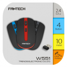 Fantech  W551  Wireless Gaming Mouse