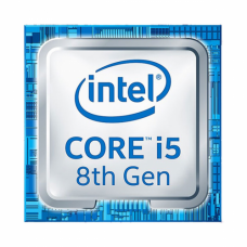 Intel Core i5-8400 8th Gen Processor (Tray Processor)
