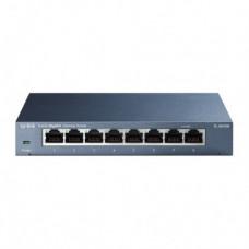 Tp-Link TL-SG108 V4 8-Port 10/100/1000Mbps Desktop Switch
