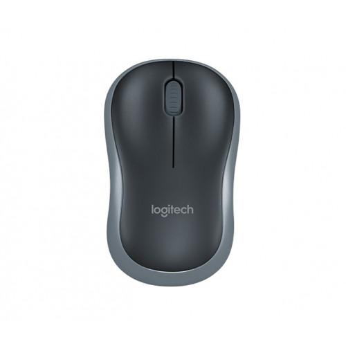 Logitech M-185 Wireless Nano Receiver Mouse