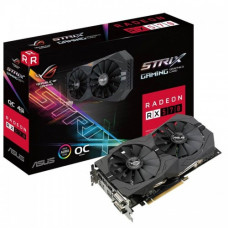 Asus Rog Strix RX570 OC edition 4GB GDDR5 Graphics Card