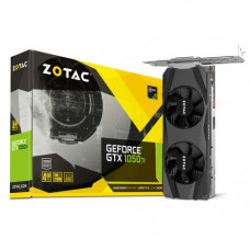 Zotac GeForce GTX 1050 Ti Low Profile 4GB GDDR5 Graphics Card