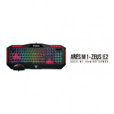 Gamdias Ares M1 Rgb Membrane Keyboard & Optical Gaming Mouse Combo