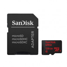 SanDisk Ultra 128GB microSDXC Card