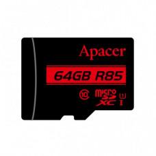 Apacer 64GB MICRO SDHC UHS-1 U 1 CLASS 10 R85