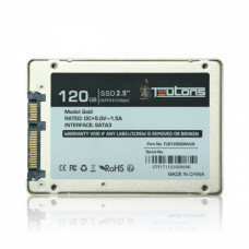 TEUTONS SSD Gold 120GB