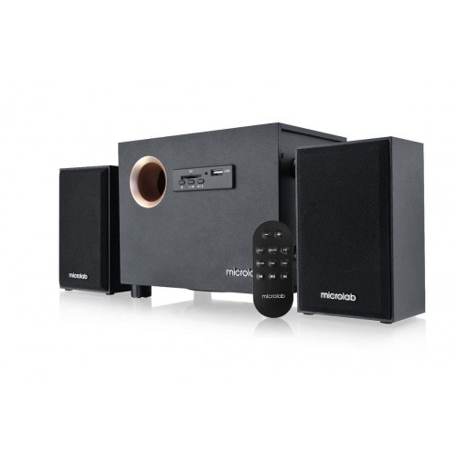 Microlab M-105R 2.1 multimedia speaker