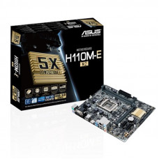 ASUS H110M-E/M.2 ATX Motherboard