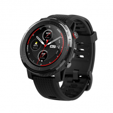 Amazfit Stratos 3 Smart GPS Sports Watch – Black