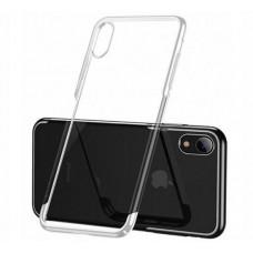 Baseus Glitter Case For iPhone XR 6.1inch Black & White