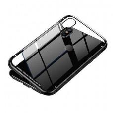 Baseus magnetite hardware Case For iP XR 6.1inch Black & Silver