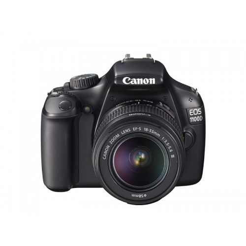 Canon EOS 1100D DSLR Camera With 18-55mm Lens