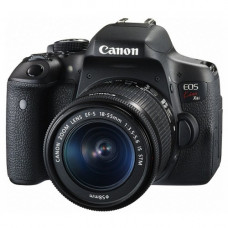 Canon Kiss X8i DSLR camera