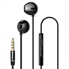 Baseus Encok H06 lateral in-ear Wired Earphone Black