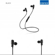 Edifier W293BT Mobile Bluetooth Earbud Black/Silver