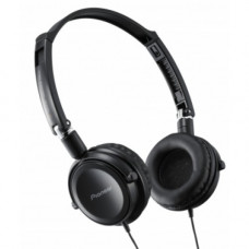 Pioneer SE-MJ511-W Fully Enclosed Dynamic Headphone