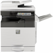 SHARP MX-M5050 DIGITAL PHOTOCOPIER WITH DUPLEX FEEDER