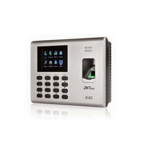 ZKTeco K40 Time & Attendance Terminal Machine