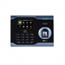 ZKTeco SilkFP-101TA Fingerprint Time Attendance Terminal with Adapter