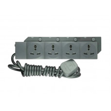 Energypac 4 Points Extension Socket