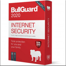 Bullguard Internet Security (3 User | 1 Year License)