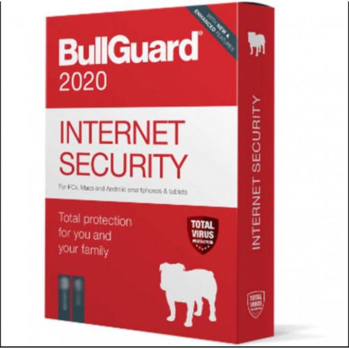 Bullguard Internet Security (2 User | 1 Year License)