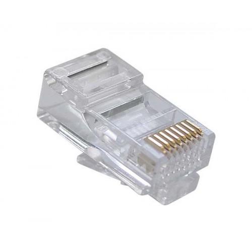 D-Link Cat-5 Connector of Full Box (100 Unit Per Box)