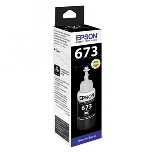Epson C13-T6731 Black Ink Bottle
