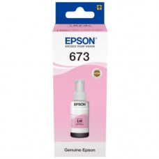 Epson C13-T6736 Light Megenta Ink Bottle