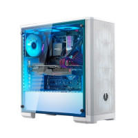 Bitfenix NOVA MESH TG White Gaming Case
