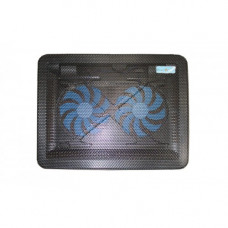 Blackcat Laptop Cooling Duble Fan BC-5