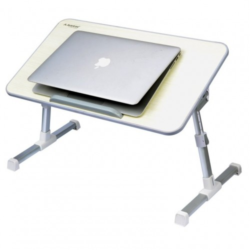 Ergonomic Laptop Desk With Built In Cooler
