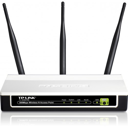 TP-LINK TL-WA901ND Wireless N300 3T3R Access Point