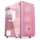 FANTECH CG80 RGB Fan Middle Tower Case
