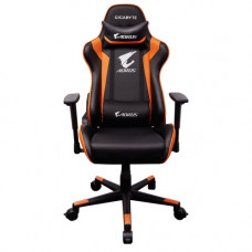 Gigabyte Aorus AGC300 Gaming Chair with Lumbar Cushion And Headrest