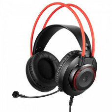 A4Tech Bloody G200S USB Gaming Headphone Black & Red