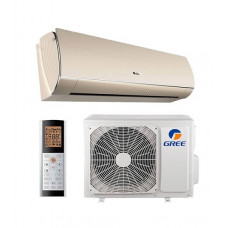 GREE 1 Ton Hot & Cool Air Conditioner - Fairy Split - GSH-12FA410 - Gold