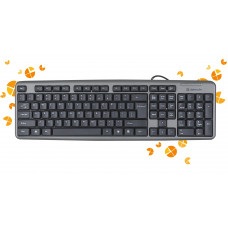 Defender Wired keyboard Element HB-520 USB,black,full-sized With Bangla