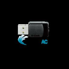 D-LINK DWA-171 AC Dual-Band Nano USB LAN Card
