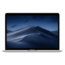 "Apple MacBook Pro 13.3"" Core i5-2.4 GHz 256GB SSD With Touch Bar (MV992ZP/A, Silver, Mid 2019)"