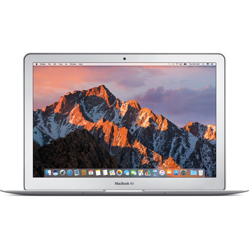 "Apple 13.3"" MacBook Air (Mid 2017, Silver)"