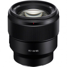 Sony E 85mm f/1.8 OSS Lens