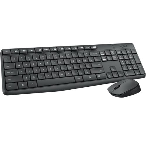 Logitech MK235 Wireless Combo Keyboard & Mouse