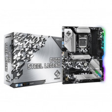 Asrock B460 Steel Legend 10th Gen ATX Motherboard