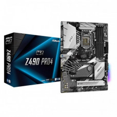 ASRock Z490 Pro4 10th Gen DDR4 Motherboard