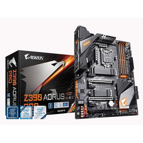 Gigabyte Z390 Aorus Pro Wifi 9th Gen Motherboard